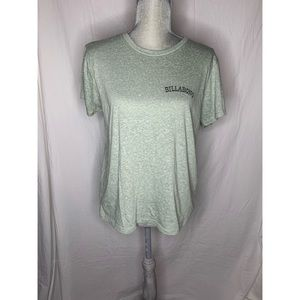Billabong green top